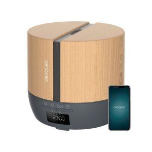 Ηλεκτρικός Διαχυτής Αρώματος και Υγραντήρας Cecotec Pure Aroma 550 Connected Grey Woody CEC-05648