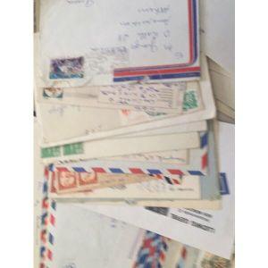 260+ φακέλοι με γραμματοσημα κυρίως Γερμανίας