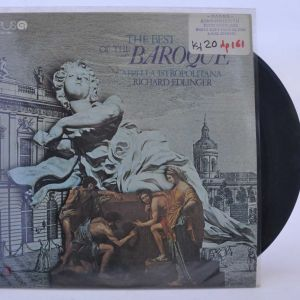 Vinyl LP - The Best of the Baroque - Richard Edlinger