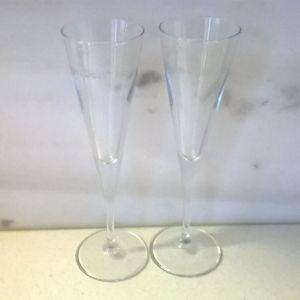 Ποτήρια σαμπάνιας ( 2 )