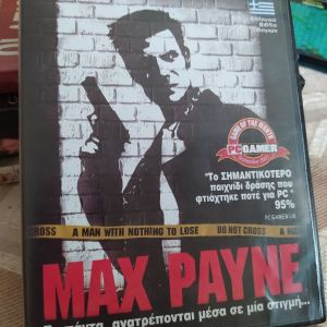MAX PAYNE PC CD-ROM