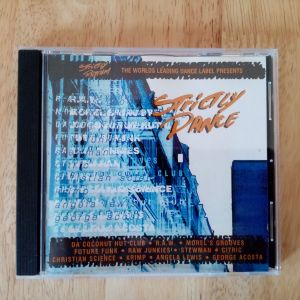 Various - Strictly Dance (CD, Compilation)