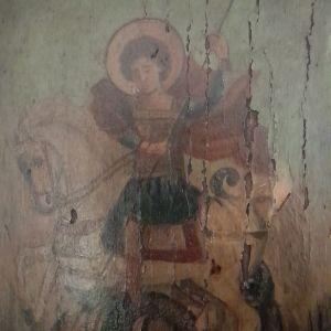 παλιά εικόνα αγιογραφία