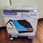 Πωλείται θήκη για 12 CD DVD μάρκας interact (gameshark)