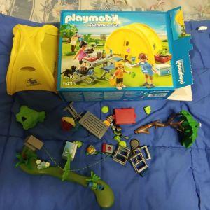 Εννέα (9) Διαφορετικά Σετάκια Παιχνιδιών Playmobil
