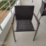 Καρέκλες Εξωτερικού χώρου 50τεμάχια σε Διάσταση 58 × 60 × 84 cm