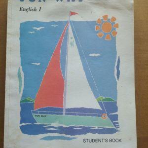 Fun Way Student's Book, English 1. Σε αριστη κατασταση.
