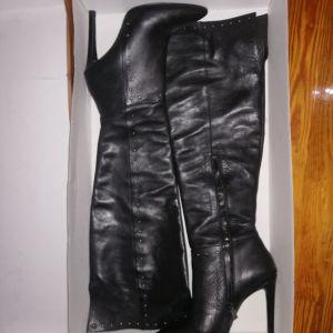Δερμάτινες μπότες Carinii