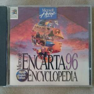 Εγκυκλοπαίδεια Microsoft Encarta