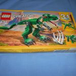 LEGO 31058 CREATOR - MIGHTY DINOSAURS