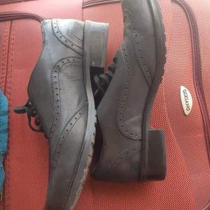 Δερμάτινα παπούτσια 41