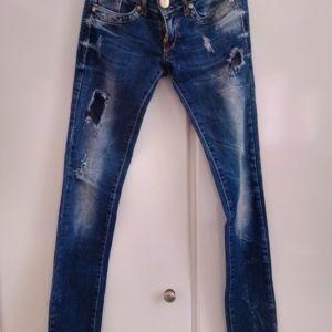 Damaged Jeans ΠΑΝΤΕΛΟΝΙ