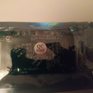 mSATA to ZIF (SSD)