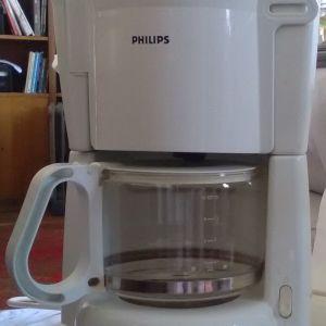 Καφετιέρα Philips HD7446-HD7448
