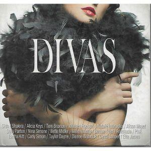 4 CD DIVAS  / ORIGINAL CD