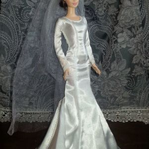 """Συλλεκτική Barbie, The Twilight Saga Dawn, """"Bella"""" Bride Doll"""