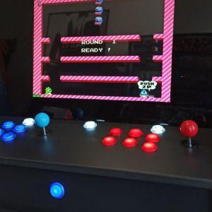 Arcade καμπίνα, πολυπαιχνιδο.παιχνιδια με κερμα.retro games