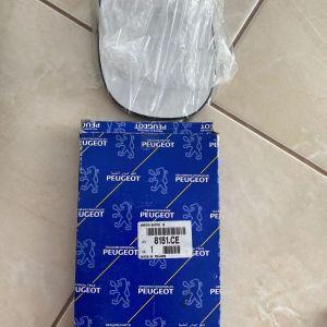 Κρύσταλλο καθρέπτη αριστερό γνήσιο για Peugeot 206 CC, 206 Hatchback, 206 SW