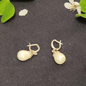 Σκουλαρίκια μαργαριτάρι