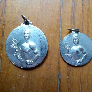Μετάλλια.