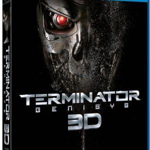 Terminator Genisys (Bluray 2d +3d)