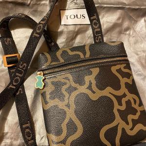 TOUS KAOS leather mini bag