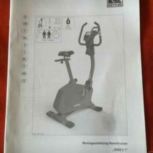 Στατικό ποδήλατο γυμναστικής kettler giro s1
