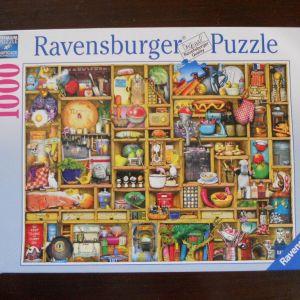 Παζλ Ravensburger - 1000 κομμάτια