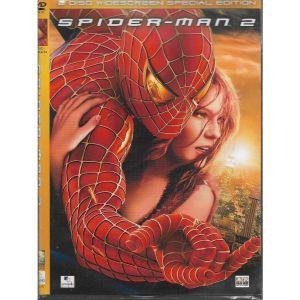 2  DVD / SPRIDER MAN 2 /  ORIGINAL DVD