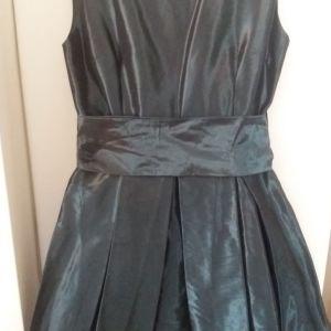Rococo καινούργιο γυναικείο φόρεμα χρώμα πετρόλ/σκούρο πράσινο