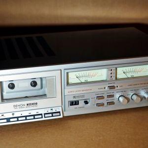 Κασετόφωνο Deck Denon DR-330