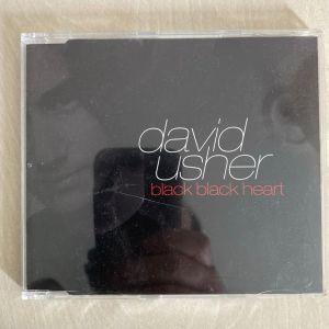 David Usher - Black Black Heart
