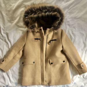 Παιδικό παλτό κορίτσι 7 ετών