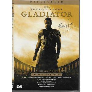 2  DVD / ΜΟΝΟΜΑΧΟΣ /  ORIGINAL DVD