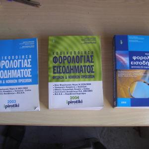 Κωδικοποίηση Φορολογίας Εισοδήματος Φυσικών και Νομικών Προσώπων, Γεώργιος Καβαλάκης
