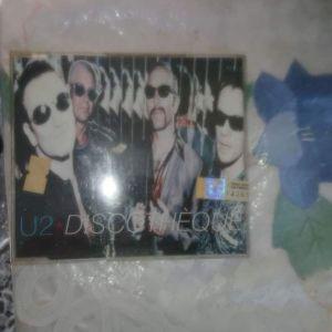 CD U2-DISCOTHEQUE