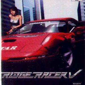 RIDGE RACER V - PS2