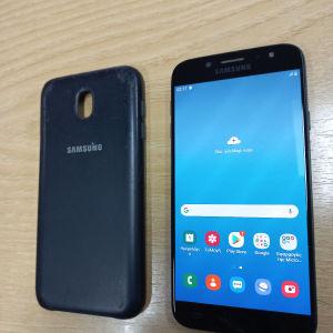 Samsung J7 + θήκη μάυρη