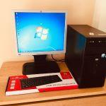 MONITOR /  ΟΘΟΝΕΣ LCD NEC AccuSync 17 & HP 19 WIDE SCREEN / PC / COMPUTER / DESKTOP / ΗΛΕΚΤΡΟΝΙΚΟΣ ΥΠΟΛΟΓΙΣΤΗΣ/ Περιφερειακά αναλώσιμα αξεσουάρ υπολογιστή ανταλλακτικά