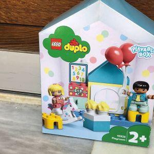 LEGO Duplo Bedroom & LEGO Duplo Playroom