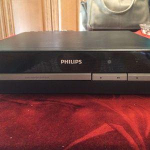 DVD PLAYER PHILIPS model DVP 1033