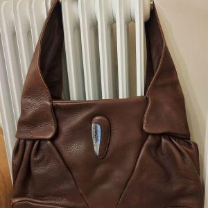 Δερμάτινη τσάντα condor