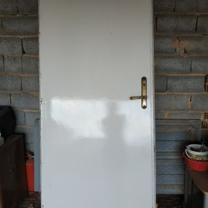 5 Εσωτερικές ξύλινες πόρτες
