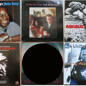 Δίσκοι βινυλίου διάφοροι #1