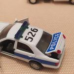 HOBBY DAX CITY TEAM POLICE SET