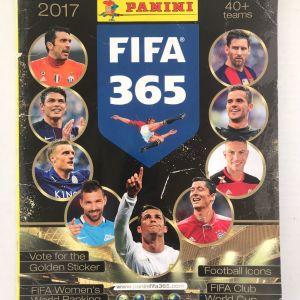 ΑΛΜΠΟΥΜ PANINI FIFA 365 2017