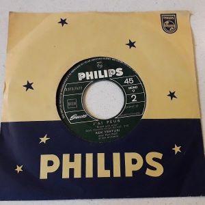 Vinyl record 45 - Ken Venturi - Merci, Cherie