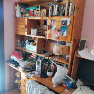 βιβλιοθηκη γραφείο παιδικο