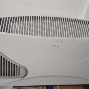 Θερμοπομπός SINGER SCH-17  TURBO CONVECTOR  2000W