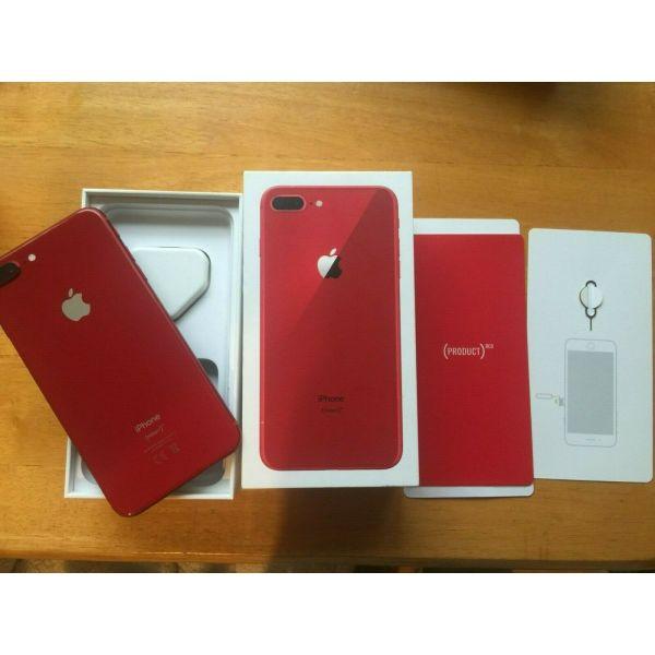 Iphone 8 Plus Red Original (64GB)